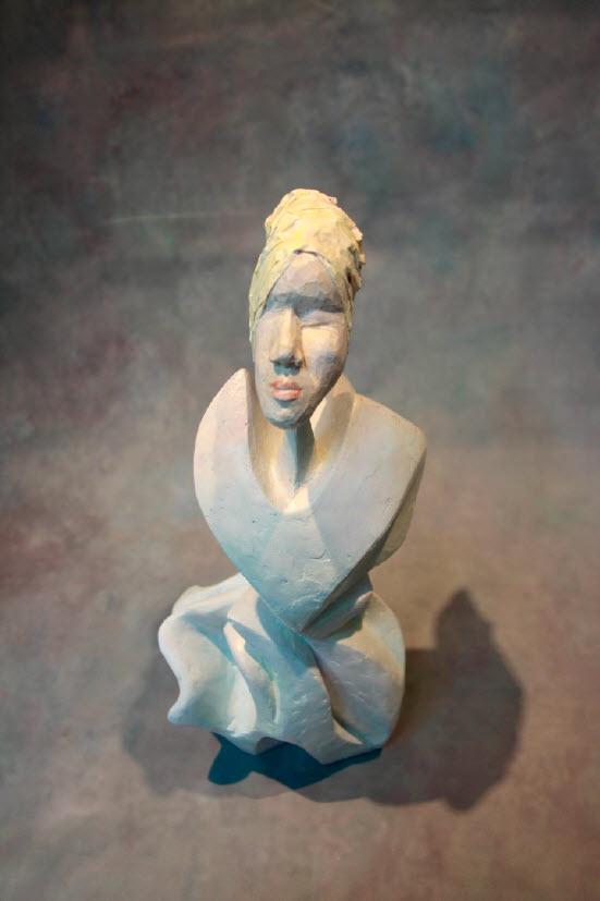 Nemesis Skulptur
