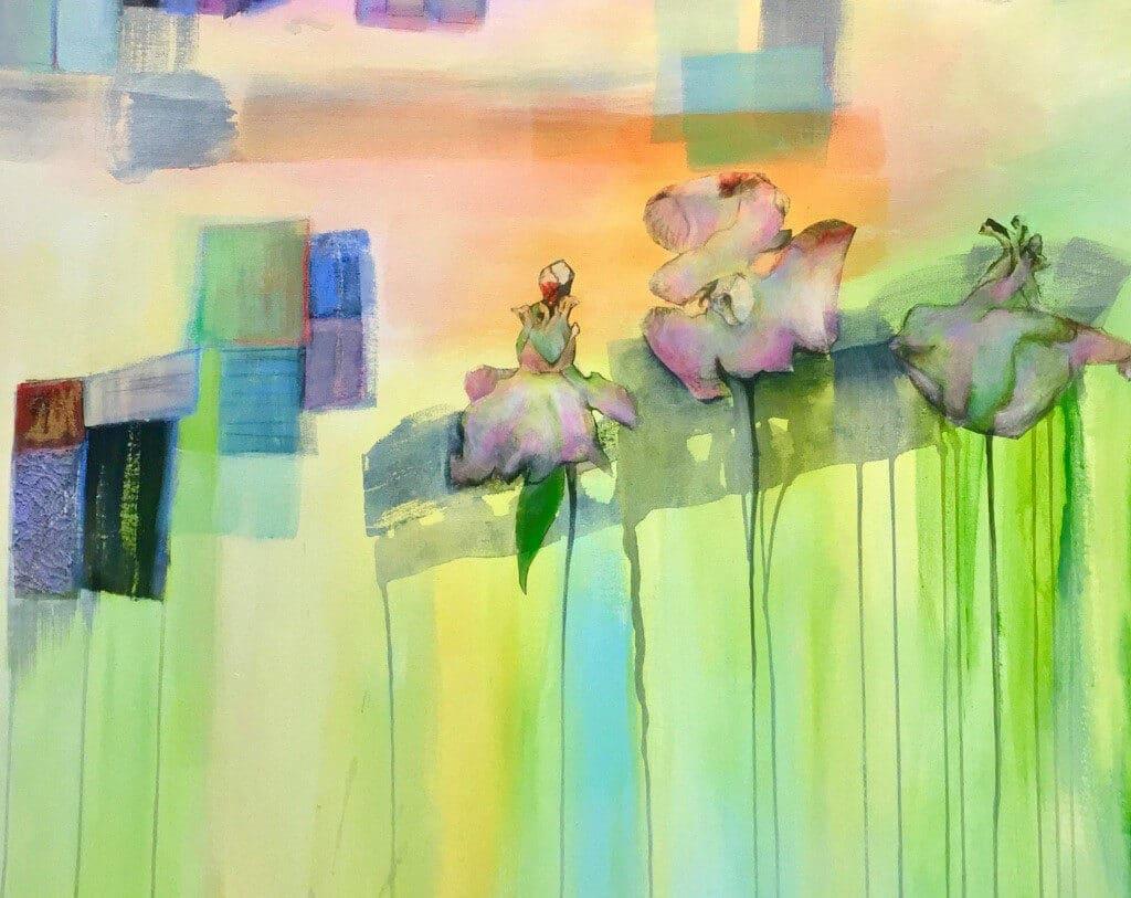 Kunstwerk von Helga Essert-Lehn