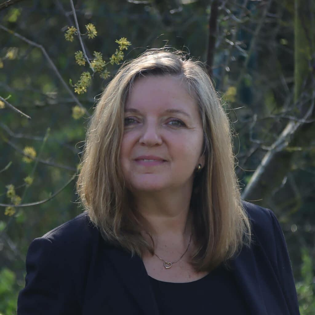 Portrait von Helga Essert-Lehn